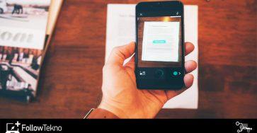 Aplikasi Scan Dokumen