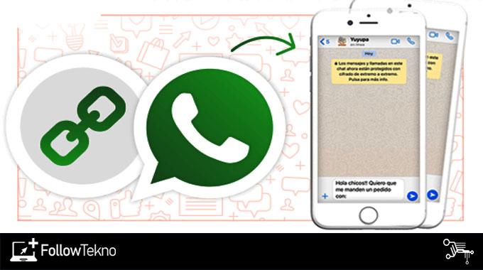 Cara Membuat Link WhatsApp Otomatis