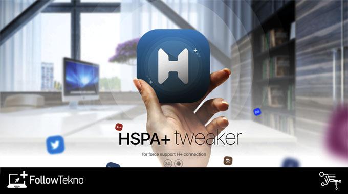 HSPA + Tweaker (3G Booster)