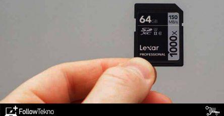 Memory Card Tidak Terbaca