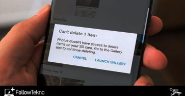 File Yang Tidak Bisa Dihapus