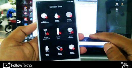 Cara Cek Sensor Hp Xiaomi