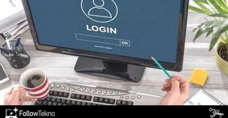 Cara Membuat Password Laptop
