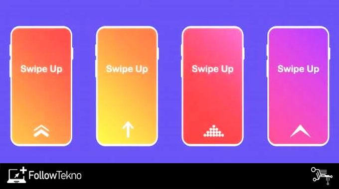 Cara Menggunakan Fitur Swipe Up Instagram