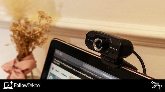 Fitur yang tersedia pada webcam