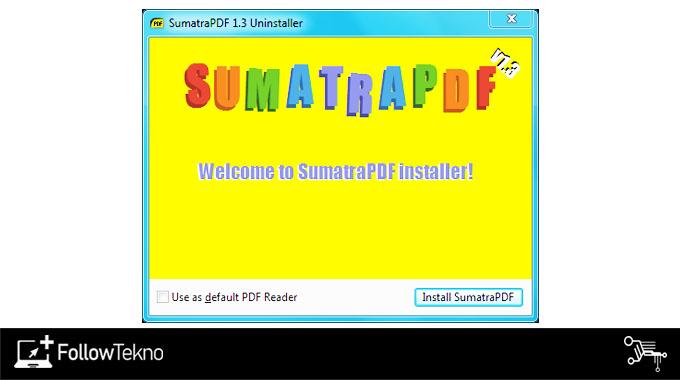 SumatraPDF