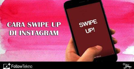 Syarat Menggunakan Fitur Swipe Up Intagram