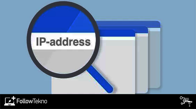 Cara Cek IP Address