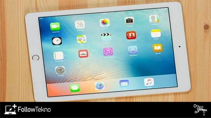 Cara Reset iPad