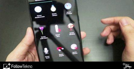 Cara Cek Sensor Hp Android